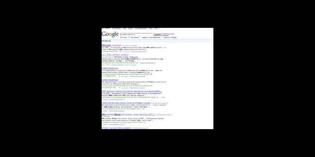 Google affole les internautes en désignant tous les sites comme dangereux - La DH