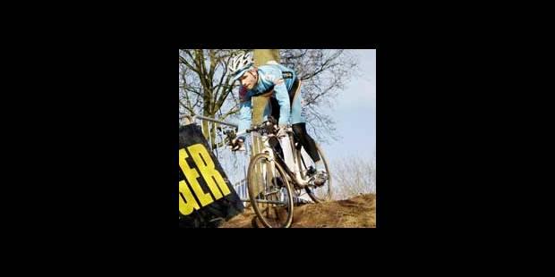 Niels Albert, champion du monde - La DH