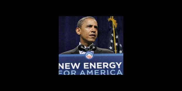 """Obama """"en vert"""" et contre tous - La DH"""