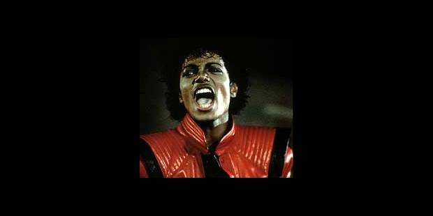 """Michael Jackson poursuivi par le réalisateur du clip """"Thriller"""" - La DH"""