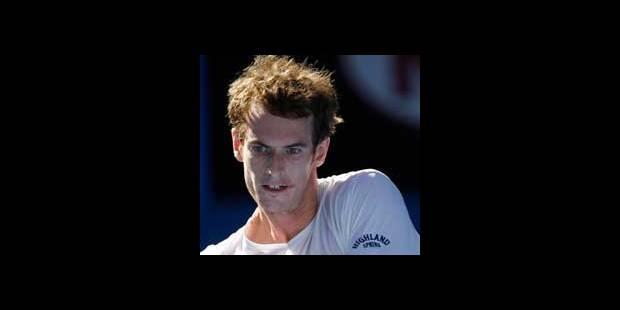 Australian Open: Andy Murray est éliminé - La DH