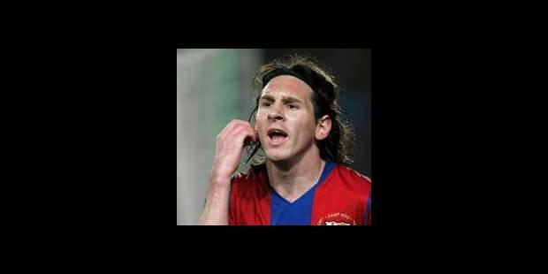 """Le Real accusé de tentative de """"déstabilisation"""" au sujet de Messi - La DH"""