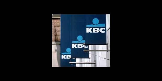 KBC: éventuelle augmentation du capital de base - La DH