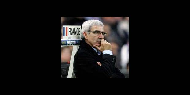 "Raymond Domenech: ""Je m'ennuie à un point..."""