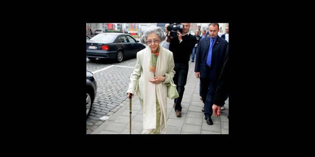 La reine Fabiola opérée de la thyroïde