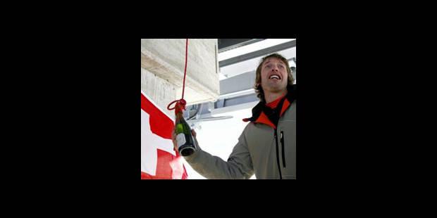 Le plein de célébrités dans les stations chic de Suisse - La DH