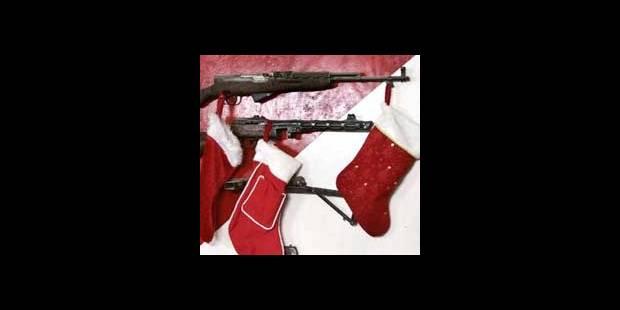 Père Noël meurtrier en Californie: 8 tués - La DH