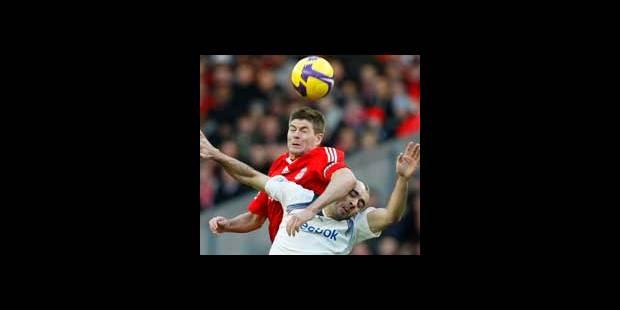 Gerrard en garde à vue - La DH