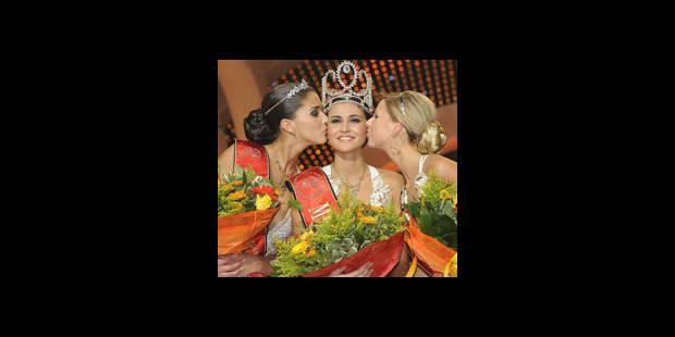 Miss Belgique à 100 % ! - La DH