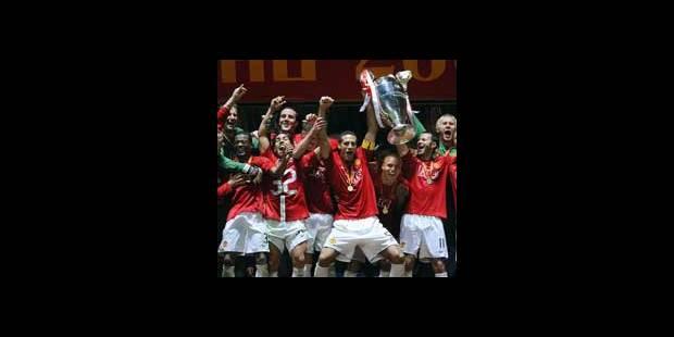 Manchester United maître du suspense - La DH