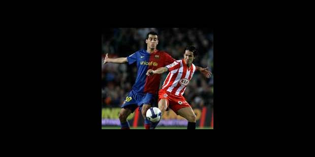 Barcelone prolonge le contrat de Busquets