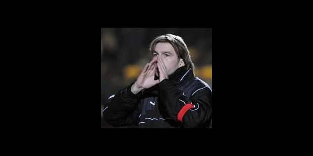 """Lommers: """"On cherche un coach"""""""