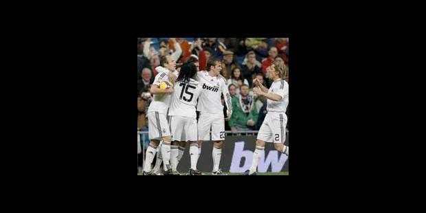 Liga - Le Real Madrid renoue avec la victoire - La DH