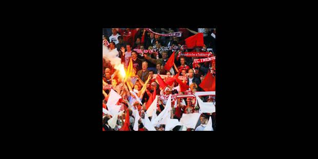 Incidents à Paris avec des supporters de Twente