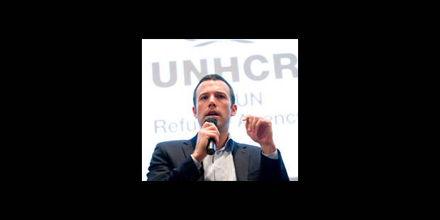 Ben Affleck humanitaire - La DH