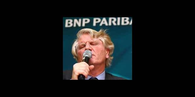 BNP Paribas dans la tourmente - La DH
