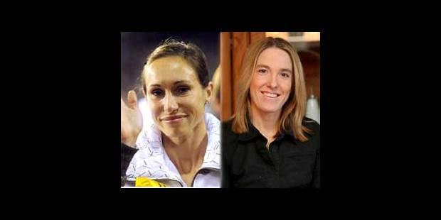 Henin et Gevaert, ambassadrices du Mondial 2018