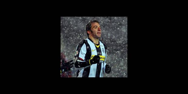 Calcio/14e journée: 250e but de Del Piero - La DH