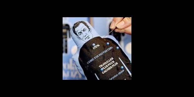 La poupée vaudou Sarkozy autorisée - La DH