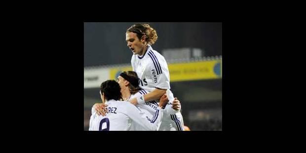 Anderlecht prend la tête du championnat - La DH