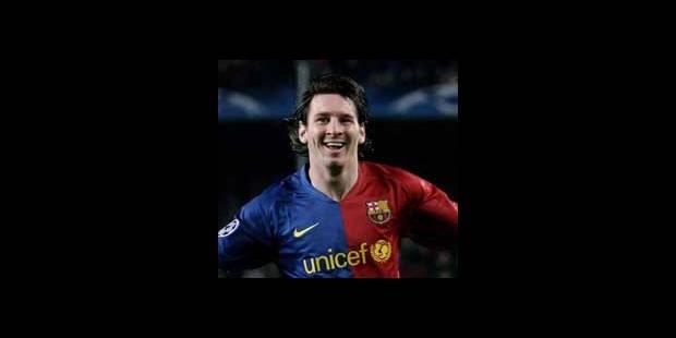 Liga: Messi sans doute absent contre Getafe - La DH