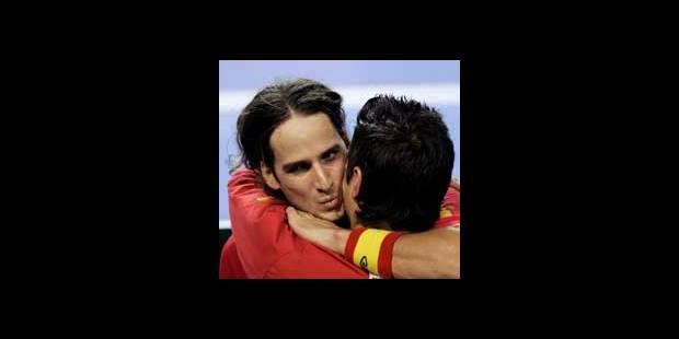 Bouquet final de l'Espagne - La DH