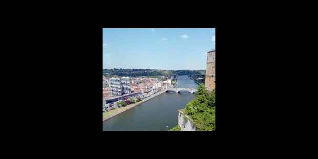 La Meuse volontairement polluée par des travailleurs à Givet - La DH
