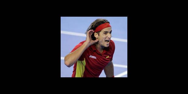 Coupe Davis: L'Espagne mène 2-1 face à l'Argentine - La DH