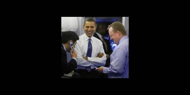 Obama choisit Gibbs comme porte-parole - La DH
