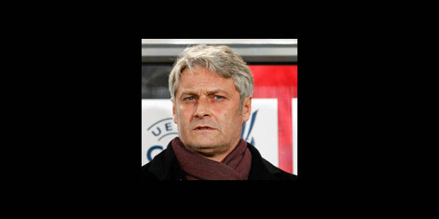 Stuttgart, en difficulté, limoge son entraîneur - La DH