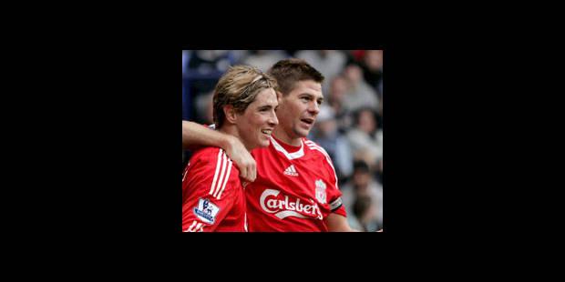 Liverpool: Benitez espère le retour de Gerrard contre Marseille - La DH