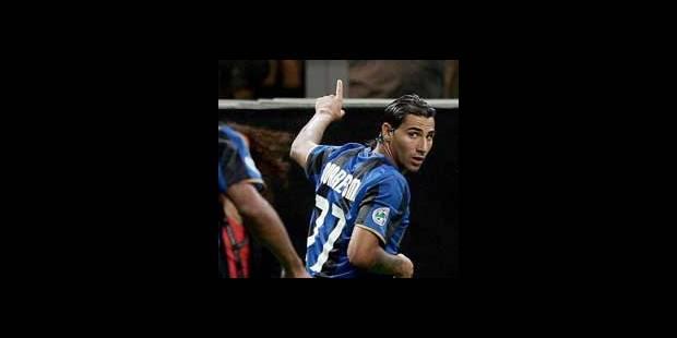 Inter Milan: Mourinho écarte du groupe Adriano et Quaresma
