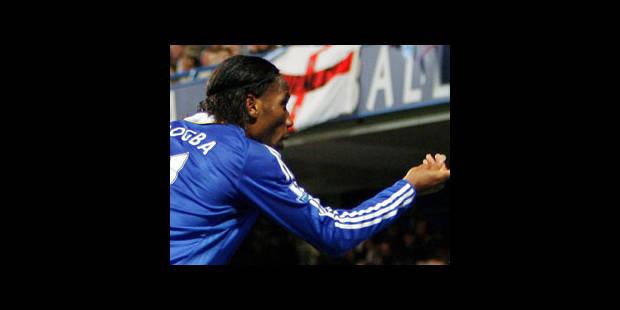 Pour Chelsea, Drogba est inexcusable