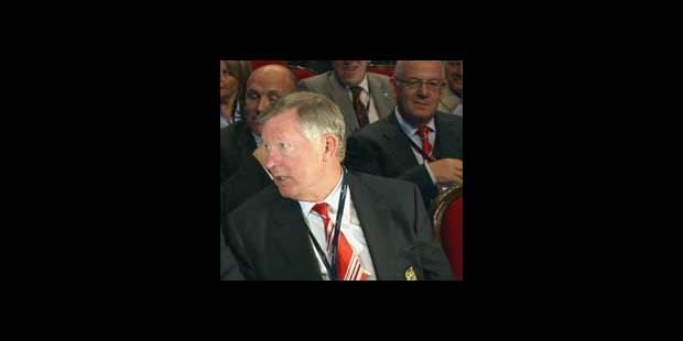 La Fédération anglaise convoque Ferguson