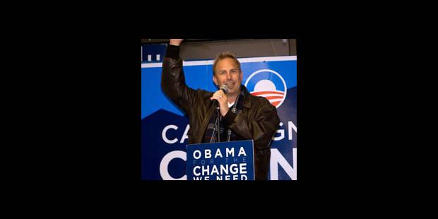 Les stars ont choisi Obama ! - La DH