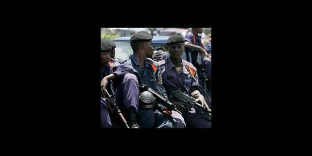 Leterme parle à Kabila - La DH