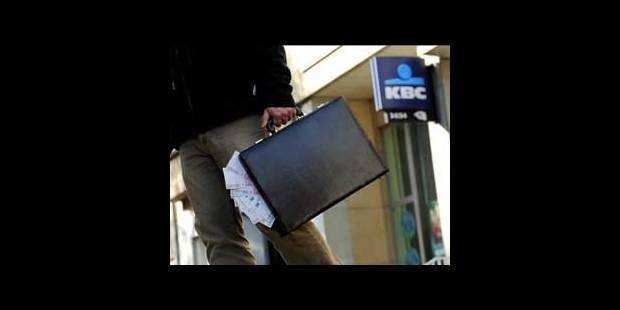 KBC: l'Etat belge injecte 3,5 milliards d'euros - La DH