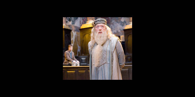 Maîtresse et bébé pour Dumbledore - La DH