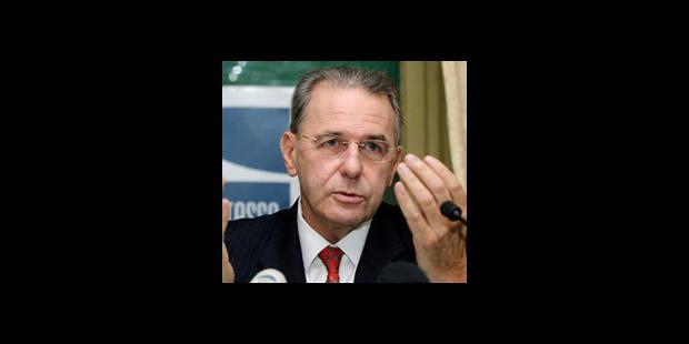 Jacques Rogge candidat à sa succession - La DH