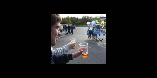 Des milliers de fêtards pour les 24 H vélo de Louvain-la-Neuve - La DH