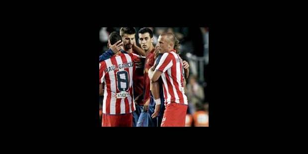 Atletico Madrid: les sanctions de l'UEFA reportées