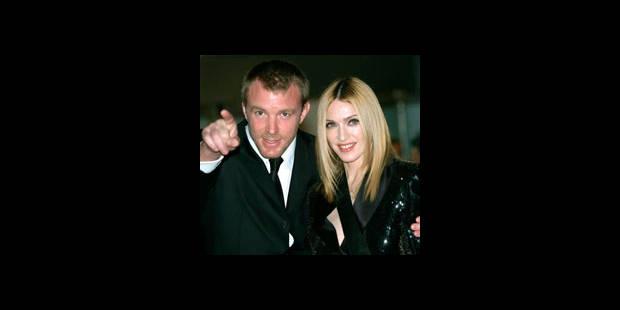Madonna et Guy divorcent