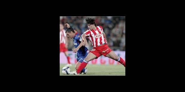 Liga/5ej.: Atletico-Séville, la tête d'affiche - La DH