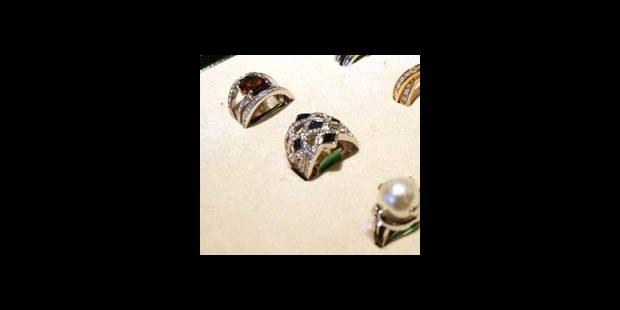 Envolés les bijoux - La DH