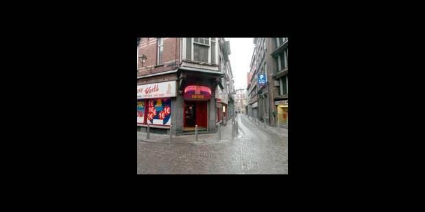 Violente bagarre à Liège: un homme blessé par un coup de couteau - La DH