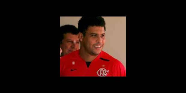 Ronaldo a rejoué au football à Flamengo - La DH
