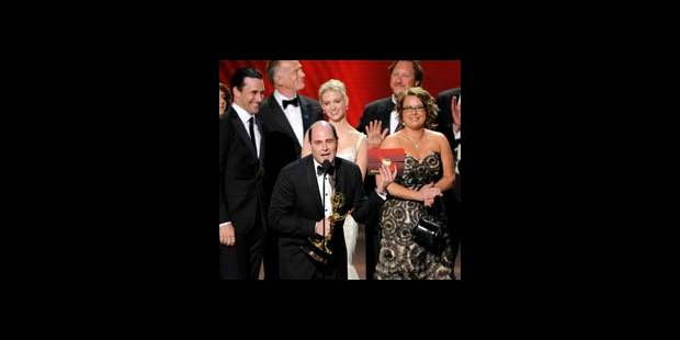 """Mad Men"" meilleure série dramatique aux Emmy Awards - La DH"