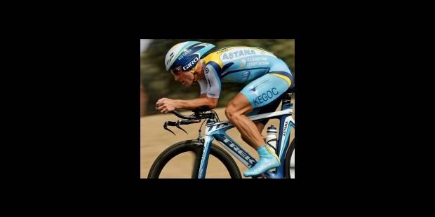 Leipheimer bat Contador, futur vainqueur de la Vuelta - La DH