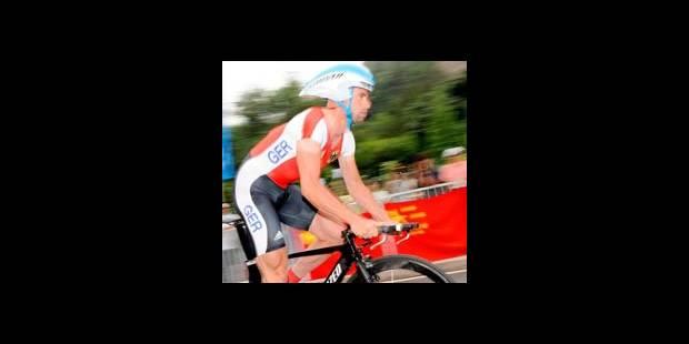 Stefan Schumacher chez Quick Step - La DH
