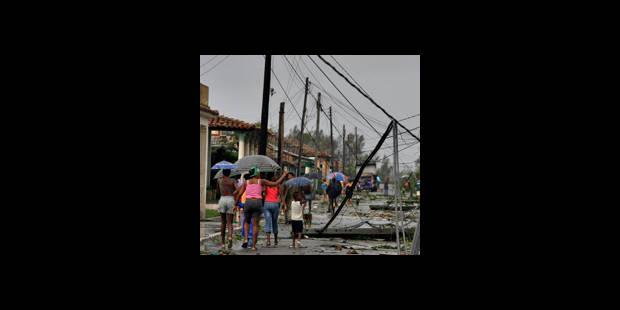 Le Golfe de Mexique en alerte ouragan - La DH